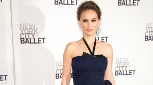 Natalie Portman attends the New York City Ballet's Spring Gala in New York, Thursday, May 10, 2012. (AP / Charles Sykes)