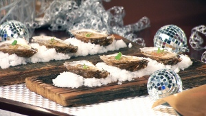 Canada AM: New Year's Eve party appetizers