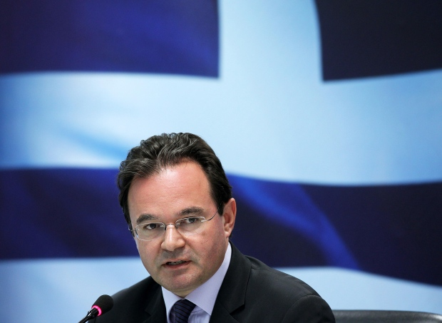 George Papaconstantinou missing from list