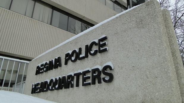 Regina Police Service headquarters. (File image)