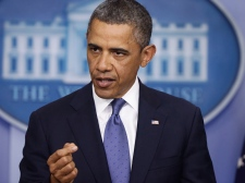 Obama speaks on fiscal cliff talks