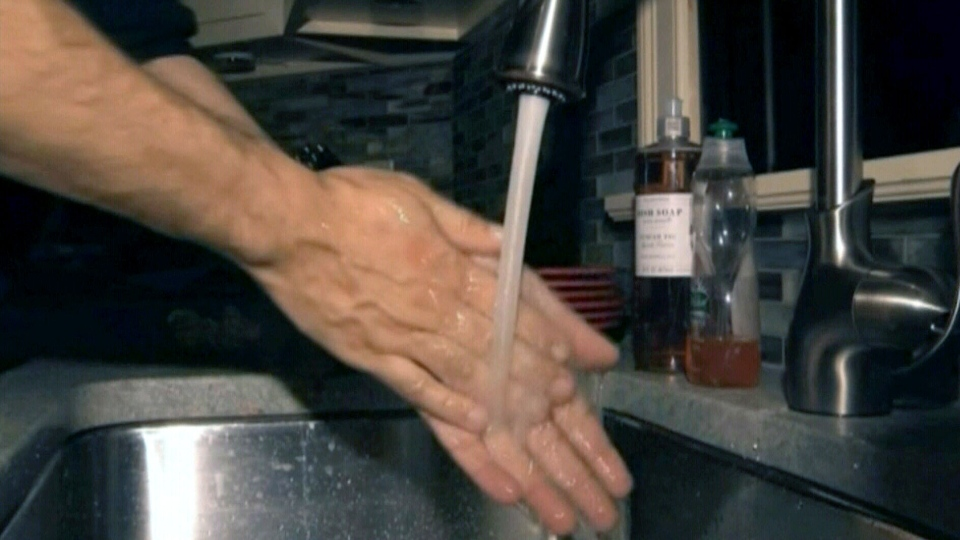 As a flu virus spreads quickly amongst Canadians, doctors are reminding people of the importance of proper hygiene, including thoroughly washing hands.