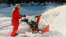 CTV National News: Cleaning up after record snow