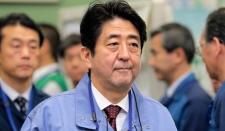 Shinzo Abe, Japan, Nuclear Plant