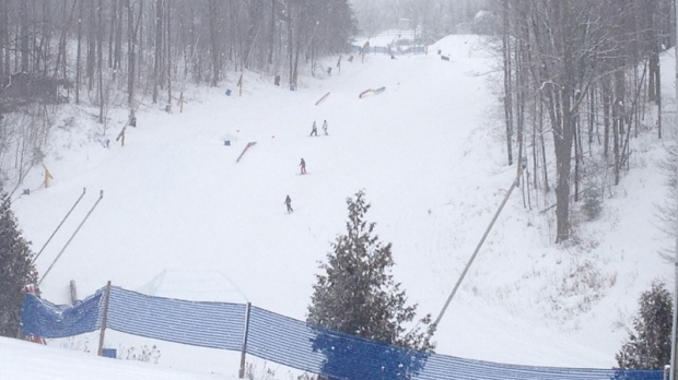 Teen dies at ski resort