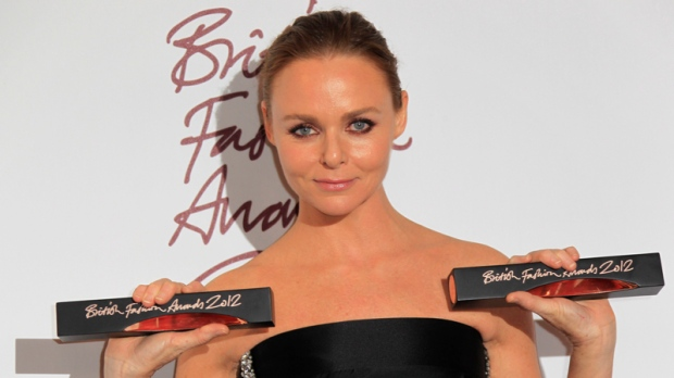Stella McCartney to get U.K. honours