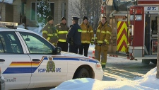 RCMP and St. Albert Fire