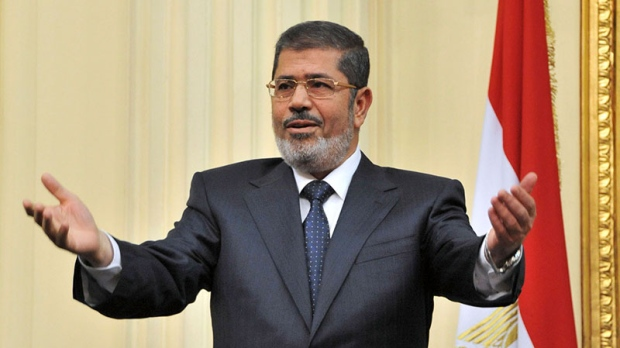 Morsi warns against unrest in Egypt