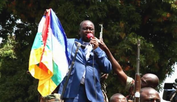 Central Africa Republic Pesident Francois Bozize