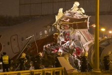 Moscow, Russia plane crash kills 4