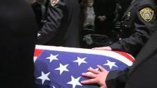 Webster, N.Y. firefighter funeral