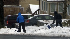 Winter storm heading to Maritimes