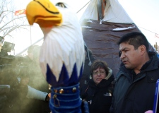 Attawapiskat First Nations Chief Theresa Spence