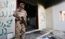 Libyan military guard