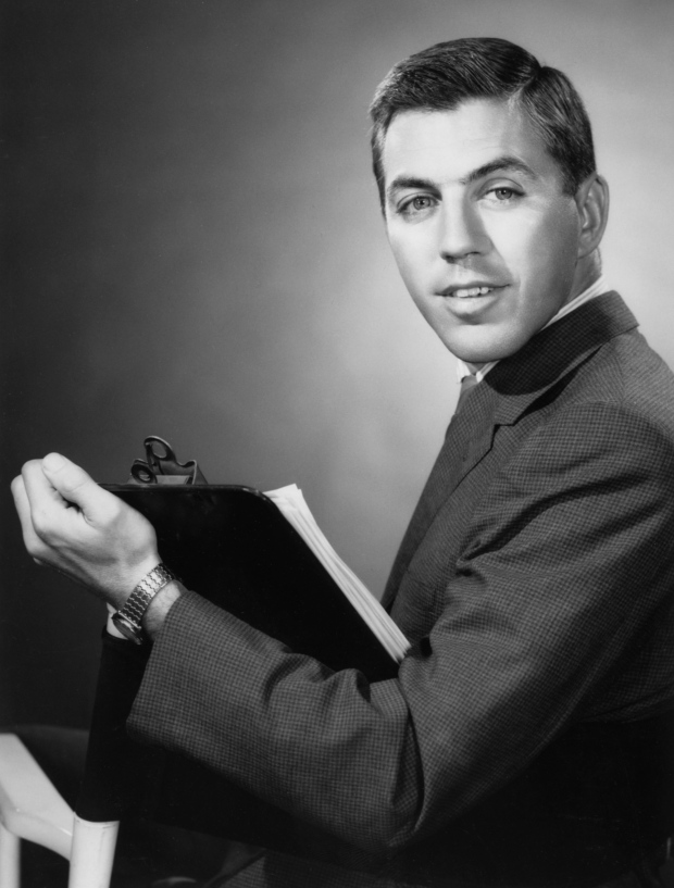 Canadian  journalist Douglas Leiterman, 1966