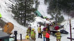 CTV BC: Bus crash under investigation