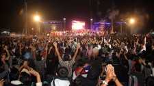Myanmar holds public 2013 countdown