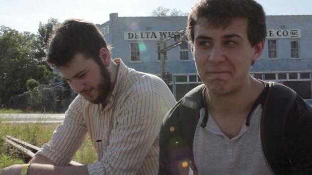 Simon Fraser University film students