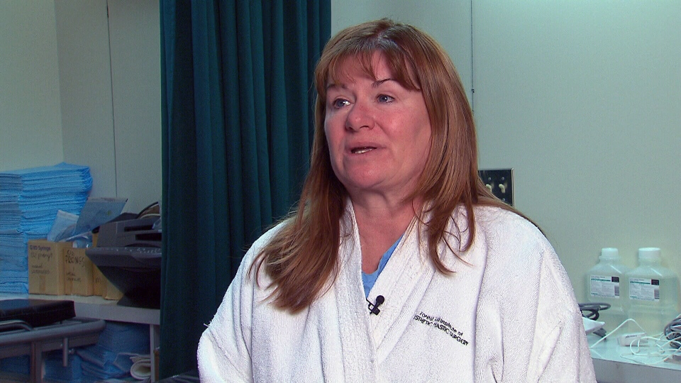 When Debra Seed decided she would get liposuction treatment, she decided to spend extra and have her fat stored for future use.