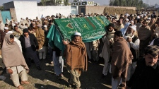 Pakistani teachers killed by gunman