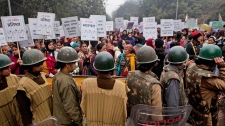 Indian court weighing lawmakers' role in rape