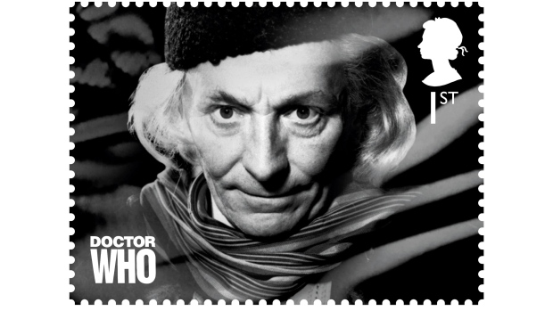 Dr. Who stamp