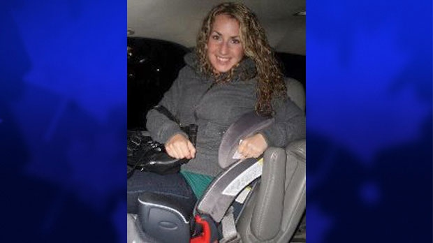 Noelle Paquette, 27, is seen in this undated handout photo provided by the Sarnia Police Service.