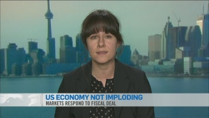 CTV News Channel: Markets react to the deal