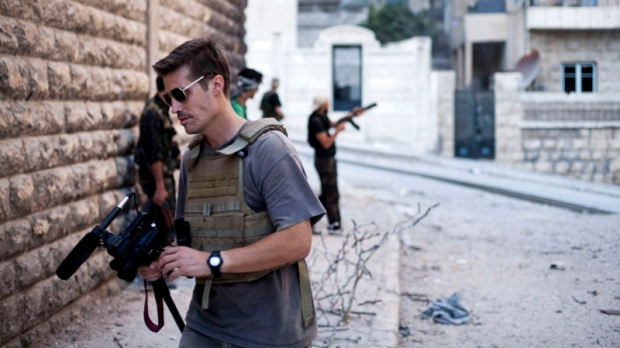 Journalist James Foley missing in Syria