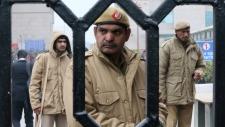 India gang rape police