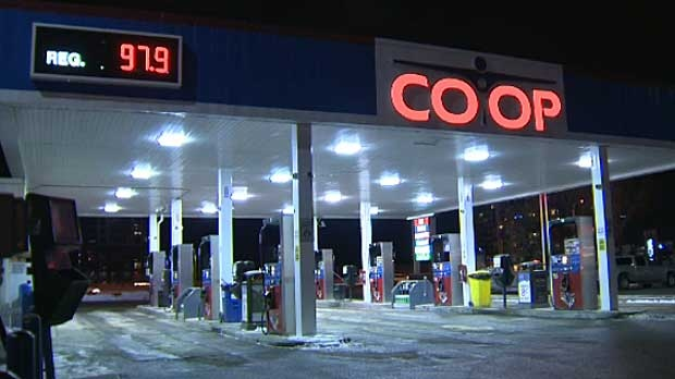 Hundreds of drivers who filled up their vehicles at this Co-Op gas station on Boxing Day may have put diesel fuel into their cars after a supplier mistakenly put diesel instead of regular into the station's holding tanks.