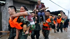 Flooding in China among most expensive disasters