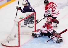 Team USA beats Team Canada at World Juniors