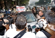 Celebrities call for new controls on paparazzi