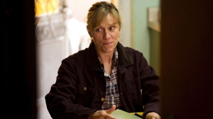 Frances McDormand in a scene from Focus Features' 'Promised Land'.