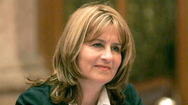 Integrity Commissioner Christiane Ouimet is shown in Ottawa in this June 19, 2007 file photo. (Patrick Doyle / THE CANADIAN PRESS)