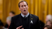 Minister of National Defence and Minister for the Atlantic Gateway Peter MacKay responds to a question during Question Period in the House of Commons on Parliament Hill in Ottawa on Monday, Dec. 6, 2010. (Sean Kilpatrick / THE CANADIAN PRESS)