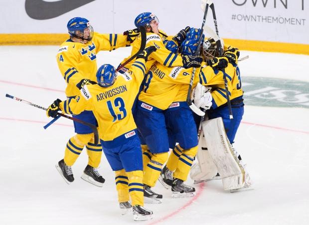 Team Sweden World Juniors