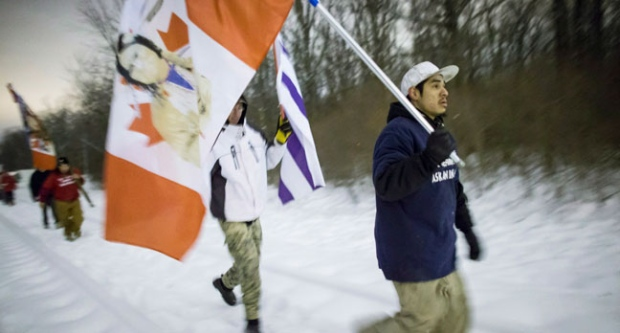 Idle no more, protests, meeting