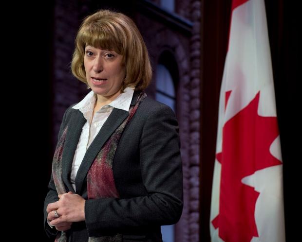Laurel Broten imposes teacher's contracts