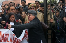 Charges filed on suspected gang rapists in India