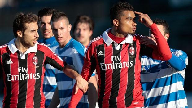 AC Milan Ghana midfielder Kevin-Prince Boateng