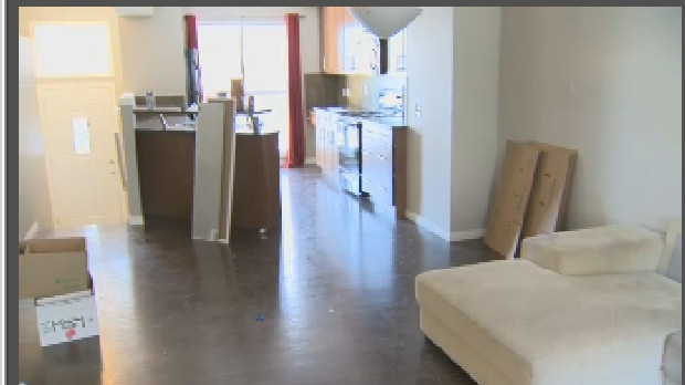 Tenant skips out on rent and takes landlord's furniture.