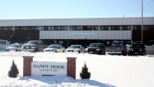 Sandy Hook students return to class
