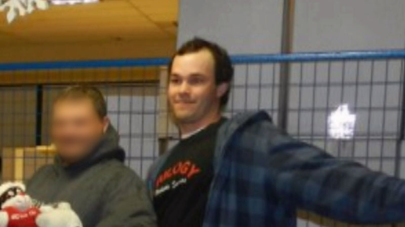 Accused murderer Jason Terrance Brewer, 24, is seen in this undated photo. (CTV)