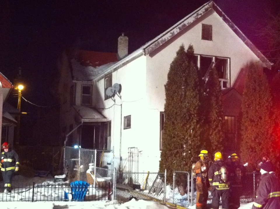 A house fire on Grove Street on Jan. 4 claimed the lives of multiple pets.
