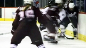 CTV Atlantic: Women's hockey team suspended for ha