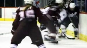 CTV Atlantic: Women's hockey team suspended for ha