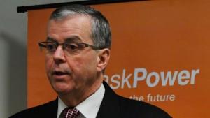 SaskPower president Robert Watson