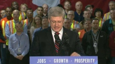 Stephen Harper, auto industry, subsidy renewal